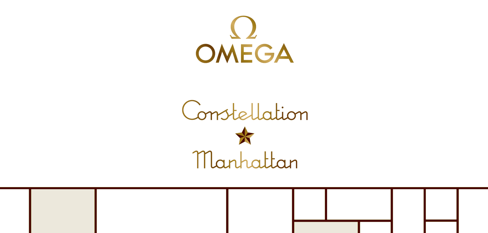 Omega Constellation Manhattan Cover