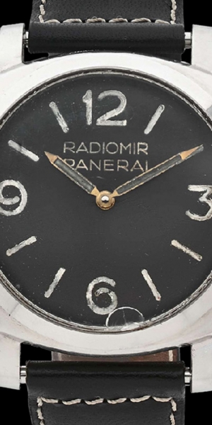 Subastado un Panerai Radiomir vintage por 226.000 €