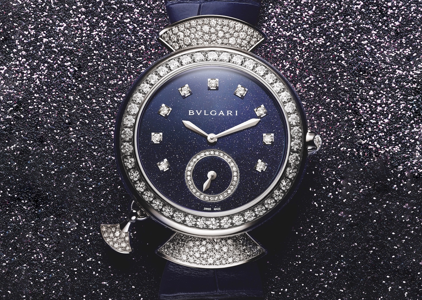Pre-Baselworld 2019 de Bulgari - Divas' Dream Finissima Minute Repeater