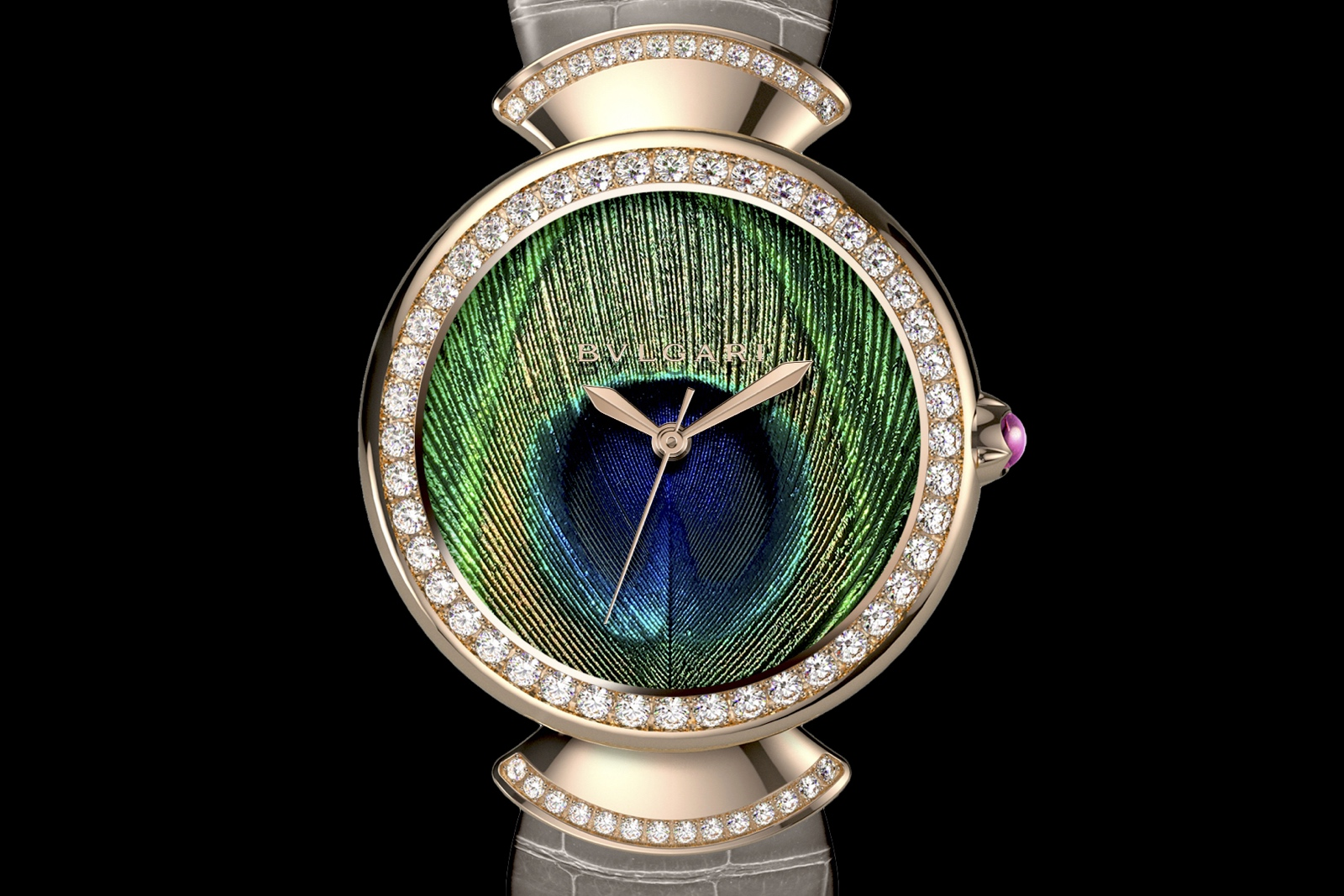 Pre-Baselworld 2019 de Bulgari - Divas' Dream Peacock