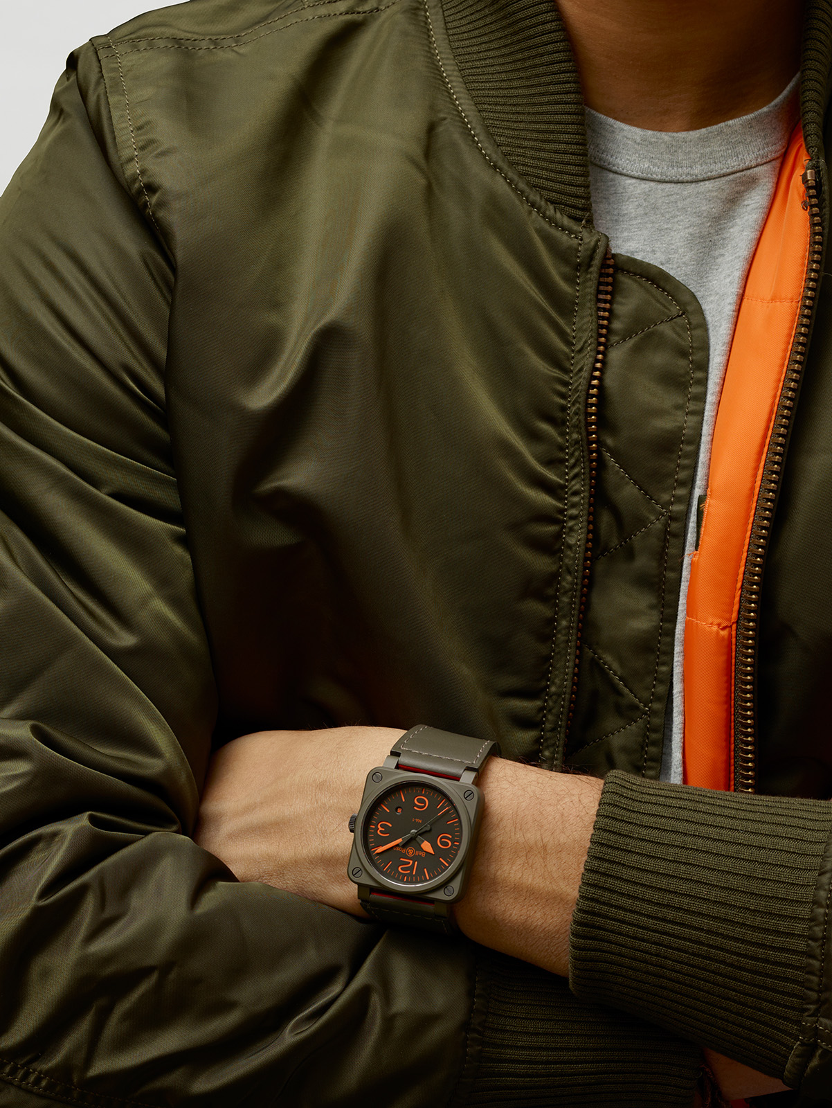 Bell & Ross BR03-92 MA-1