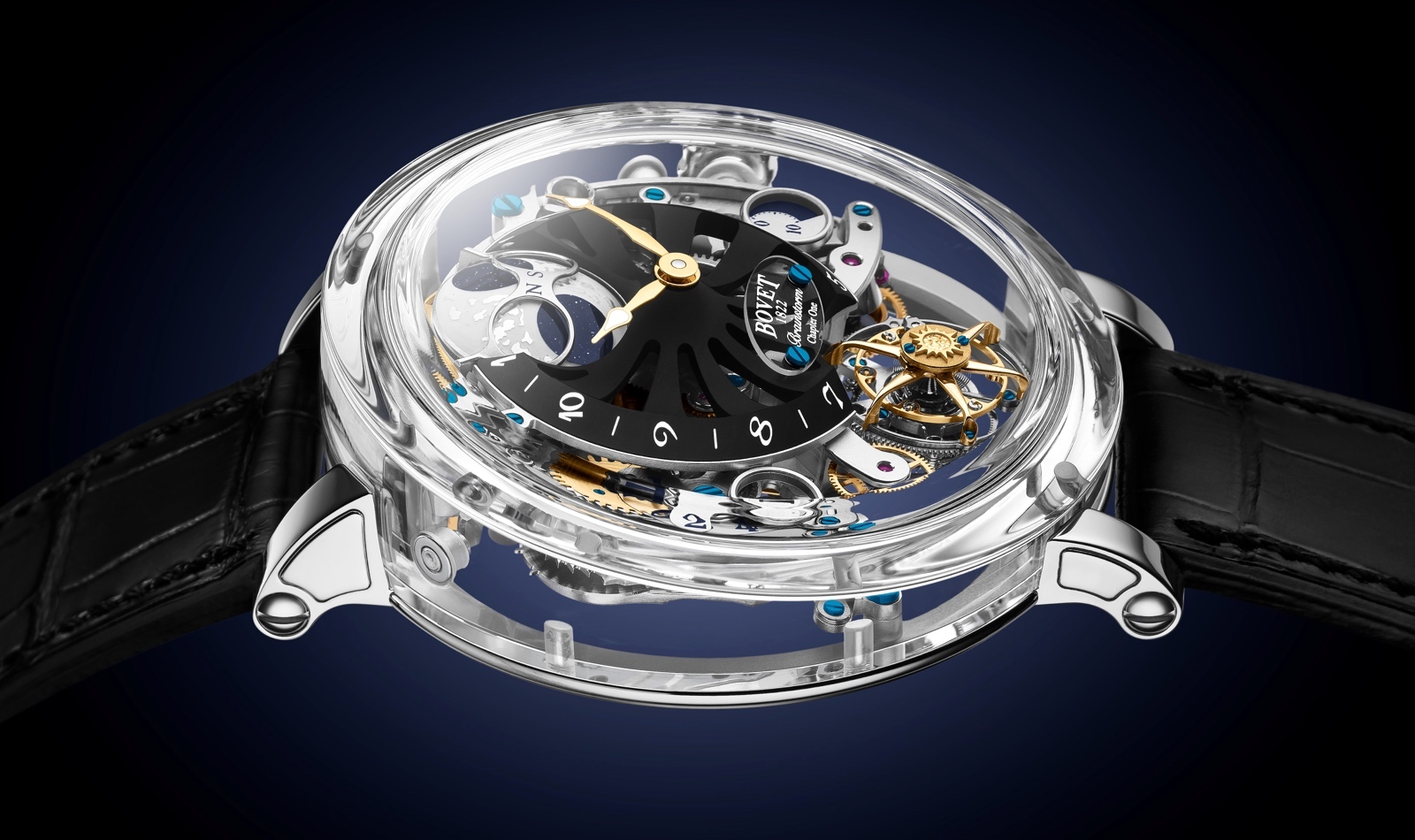 Bovet Récital 26 Brainstorm Chapter One Amb