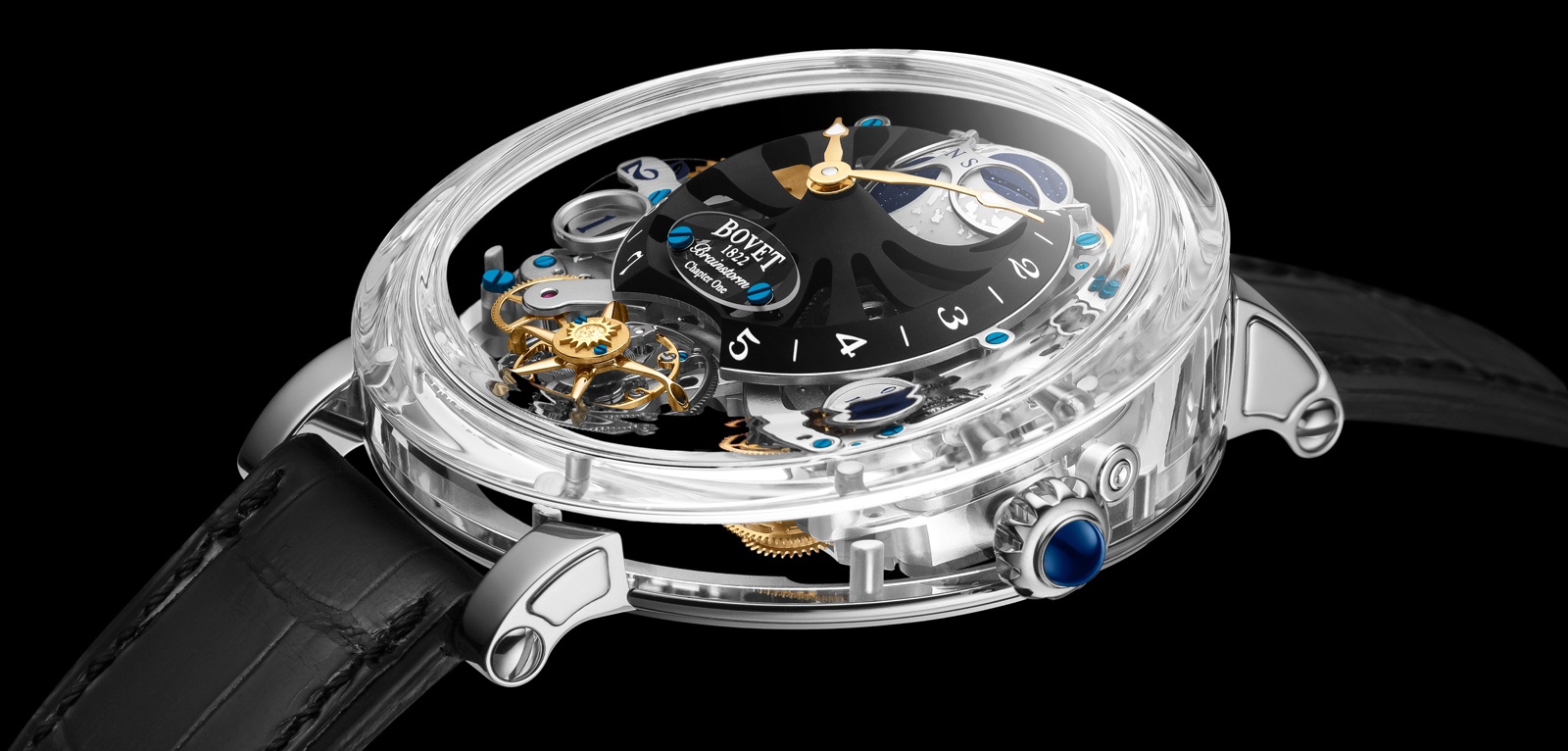 Bovet Récital 26 Brainstorm Chapter One Cover