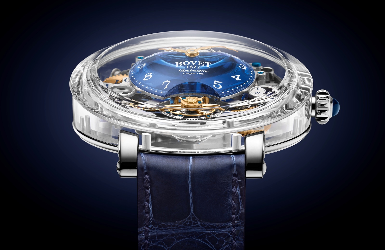 Bovet Récital 26 Brainstorm Chapter One Front