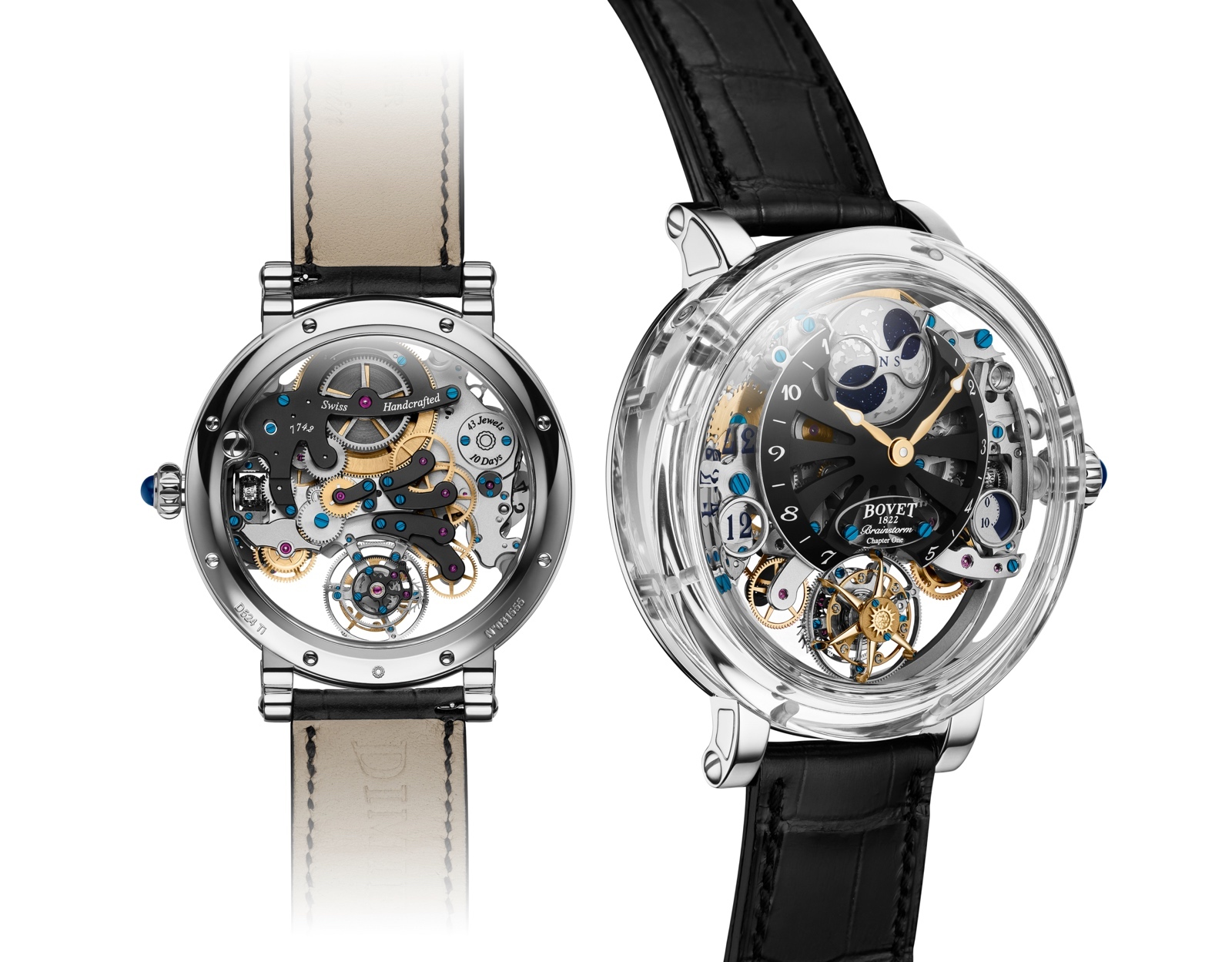 Bovet Récital 26 Brainstorm Chapter One Mood