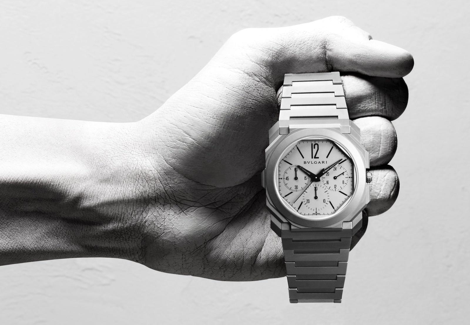 Bulgari en Baselworld 2019 - Octo Finissimo Chronograph GMT