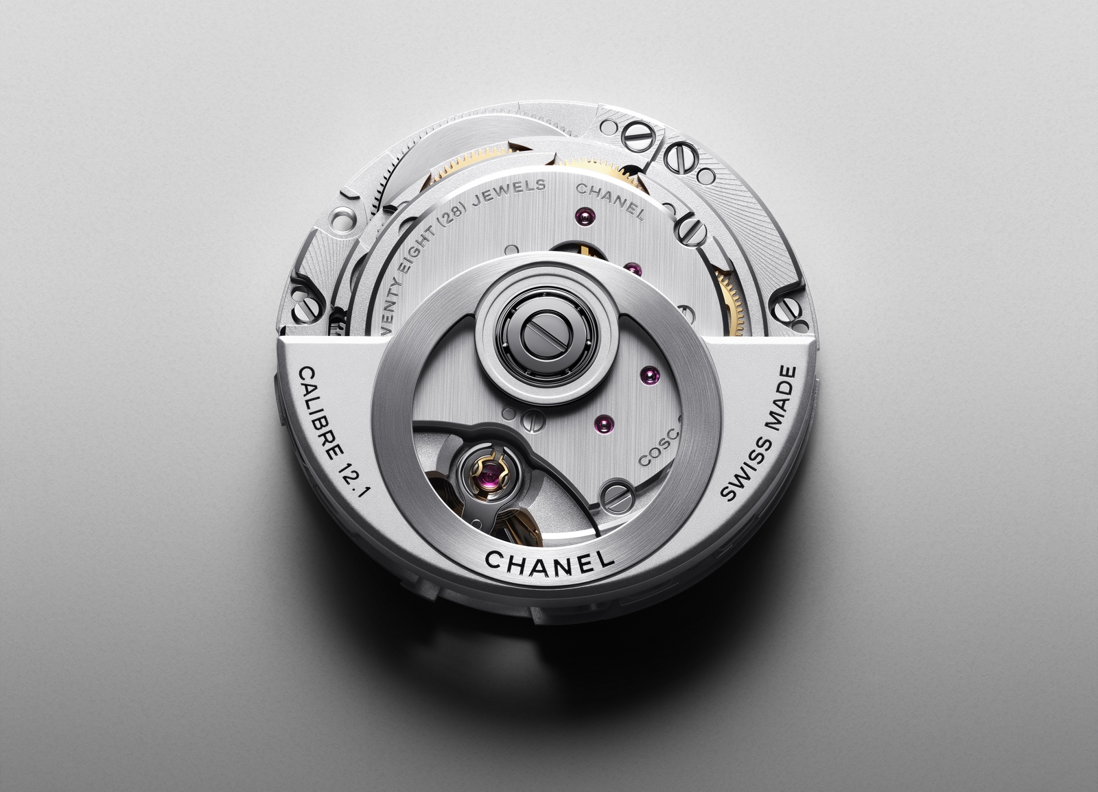 Chanel J12 2019 - calibre 12.1