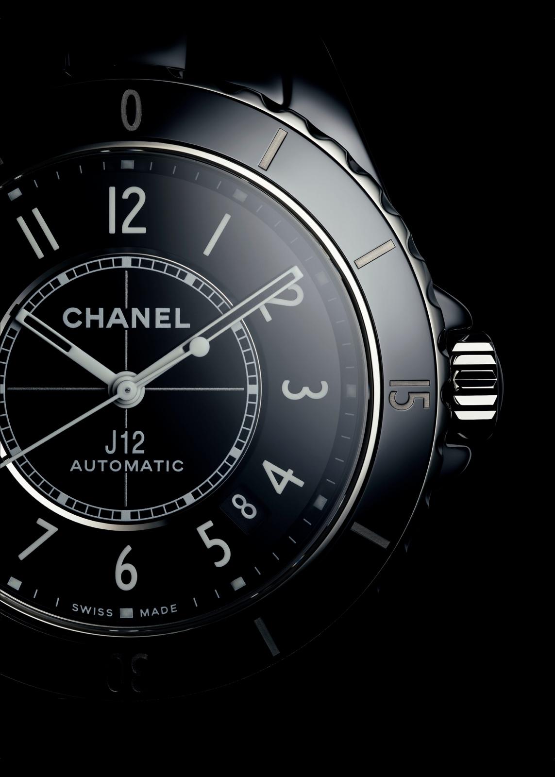 Chanel J12 2019 - esfera