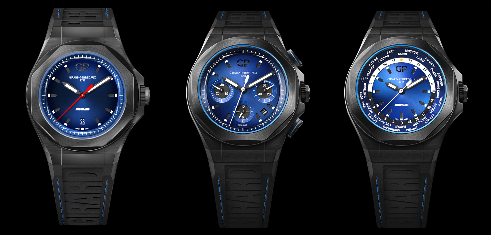 Girard-Perregaux Laureato Absolute Collection Cover