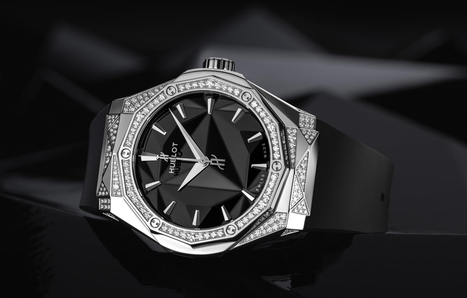 Hublot en Baselworld 2019 - Classic Fusion Orlinski diamonds