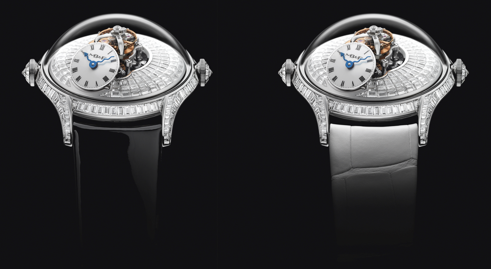 MB&F Legacy Machine FlyingT Baguette