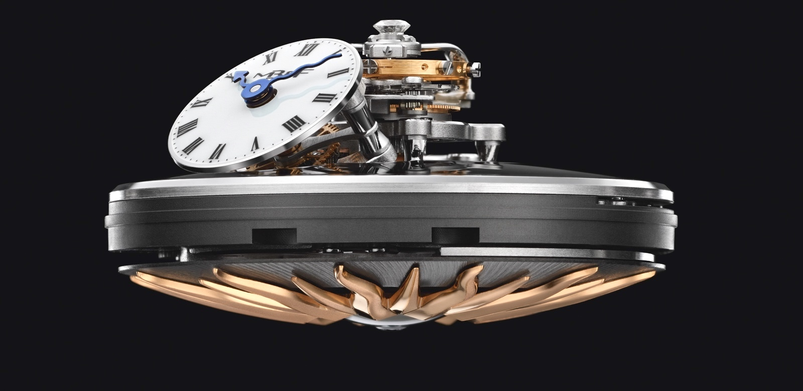 MB&F Legacy Machine FlyingT Movement