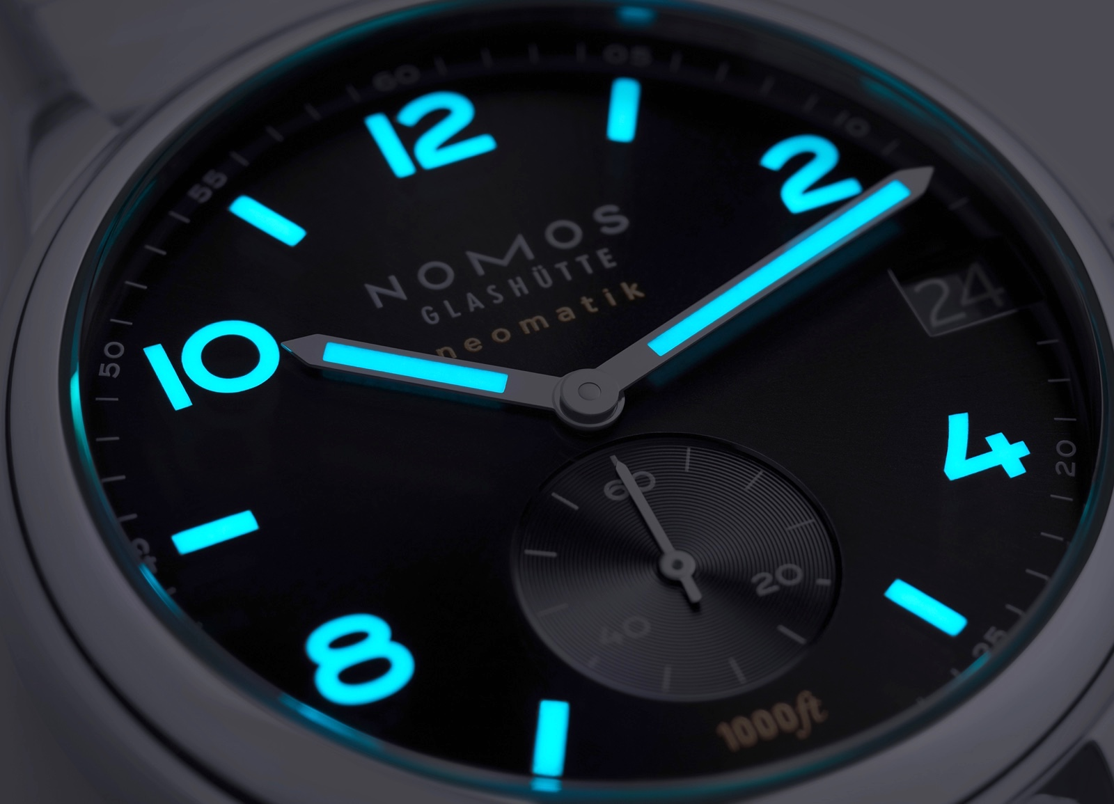 NOMOS Club Sport Night