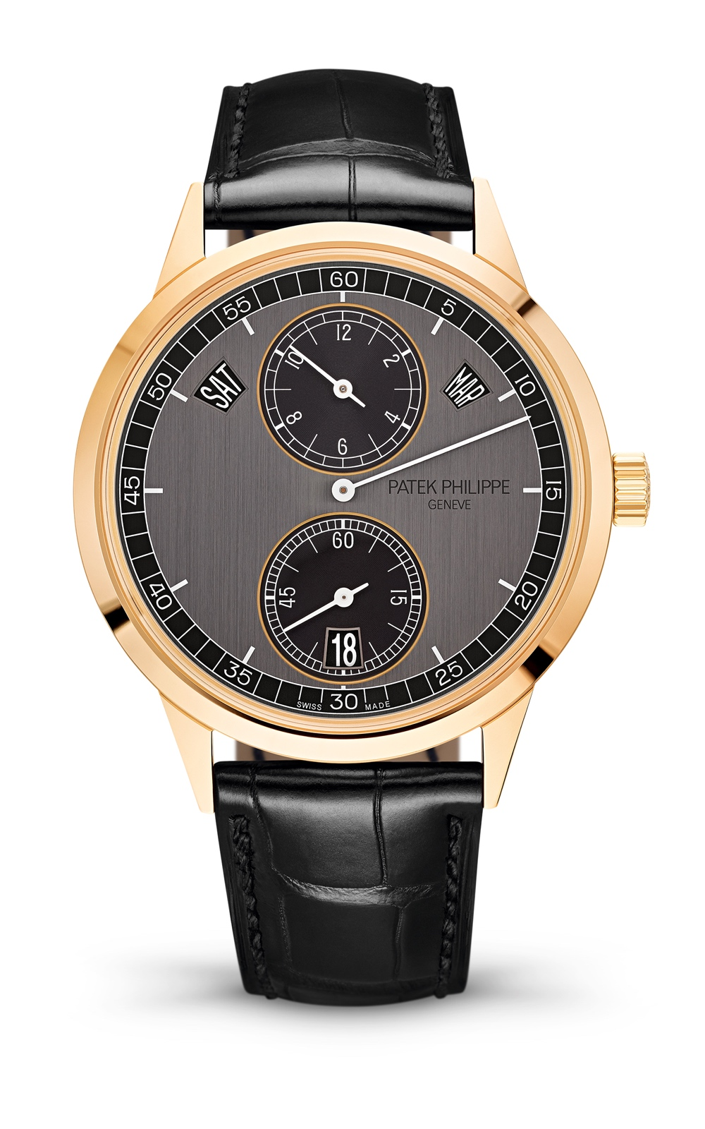 Novedades de Patek Philippe en Baselworld 2019 - 5235/50R-001 Annual Calendar Regulateur