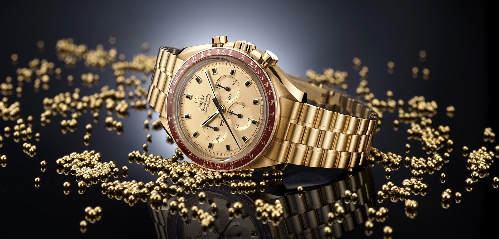 Omega Speedmaster Apollo 11 50th Anniversary Cover