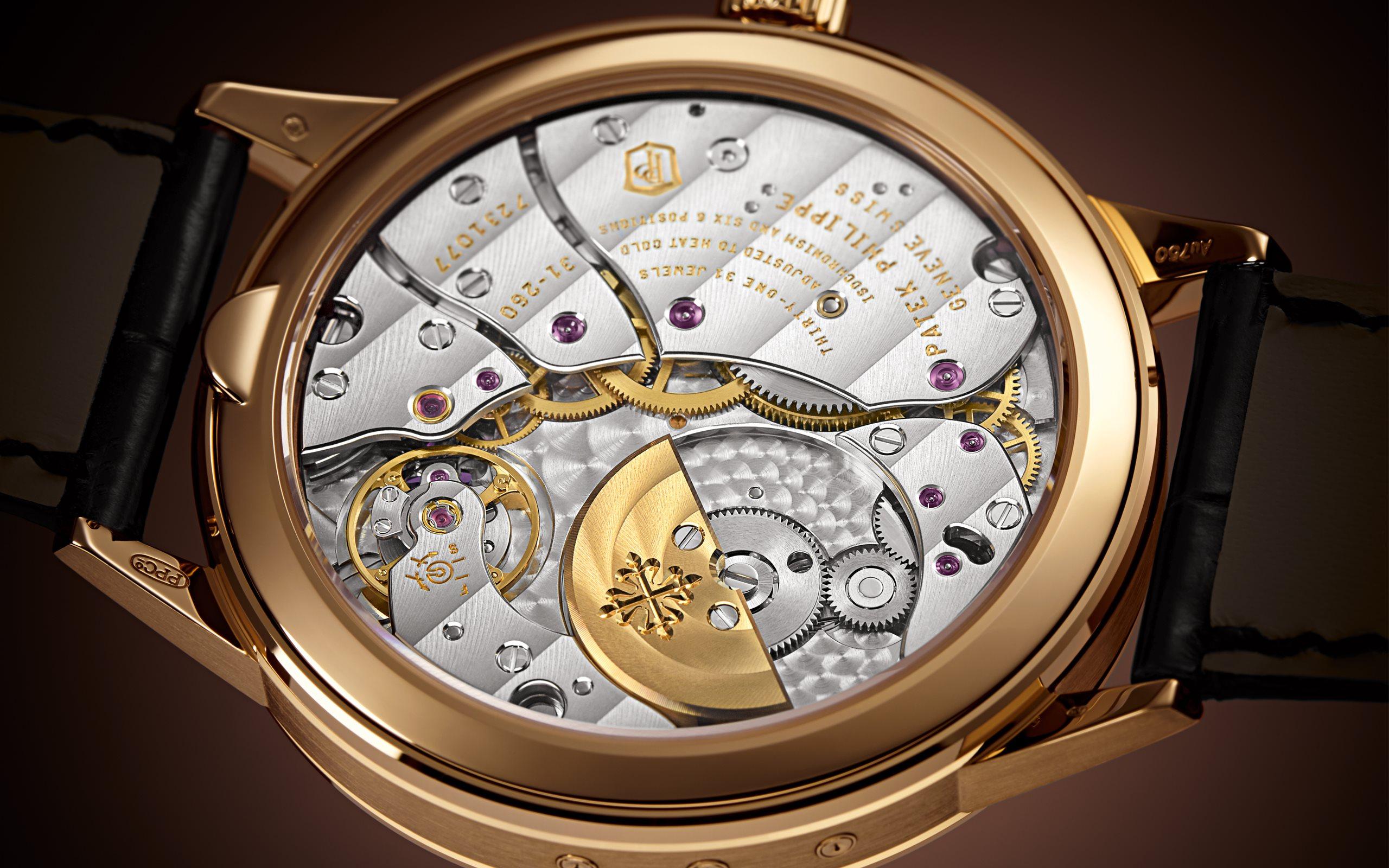 Patek Philippe Annual Calendar Regulator 5235:50R - calibre