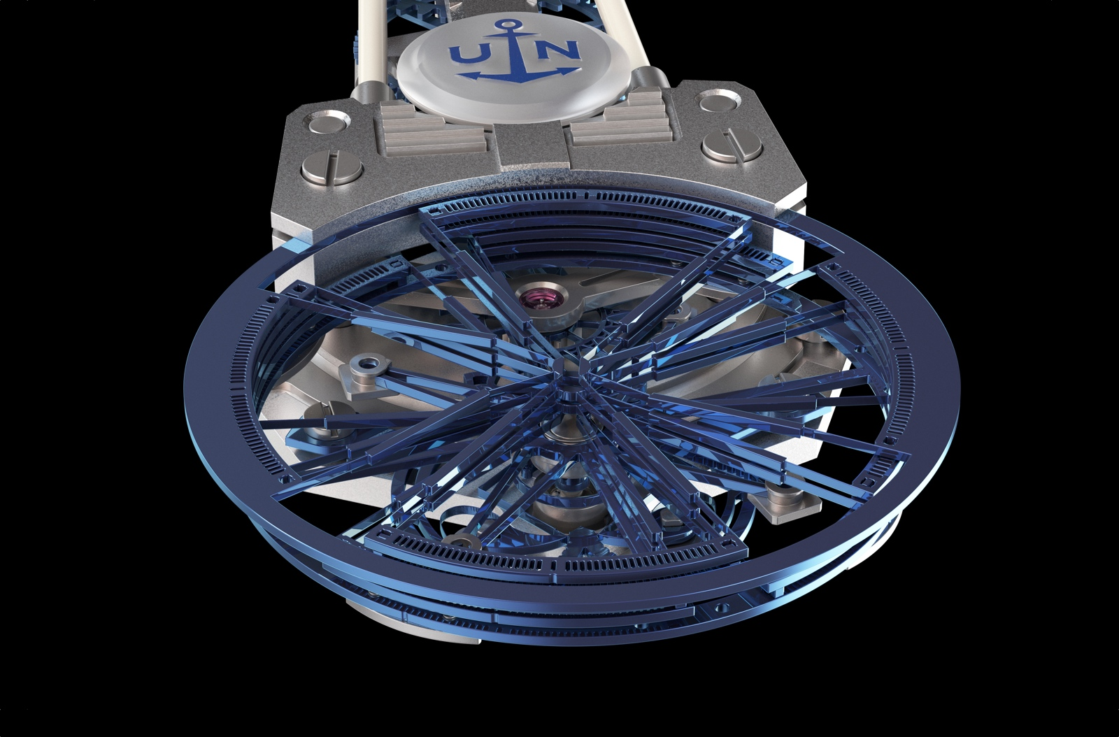 Ulysse Nardin Freak neXt - Calibre UN-25X 02
