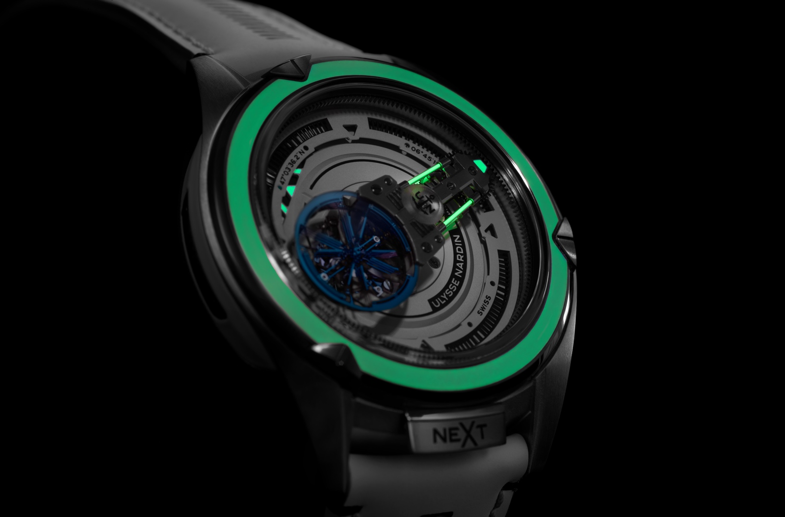 Ulysse Nardin Freak neXt - Luminova