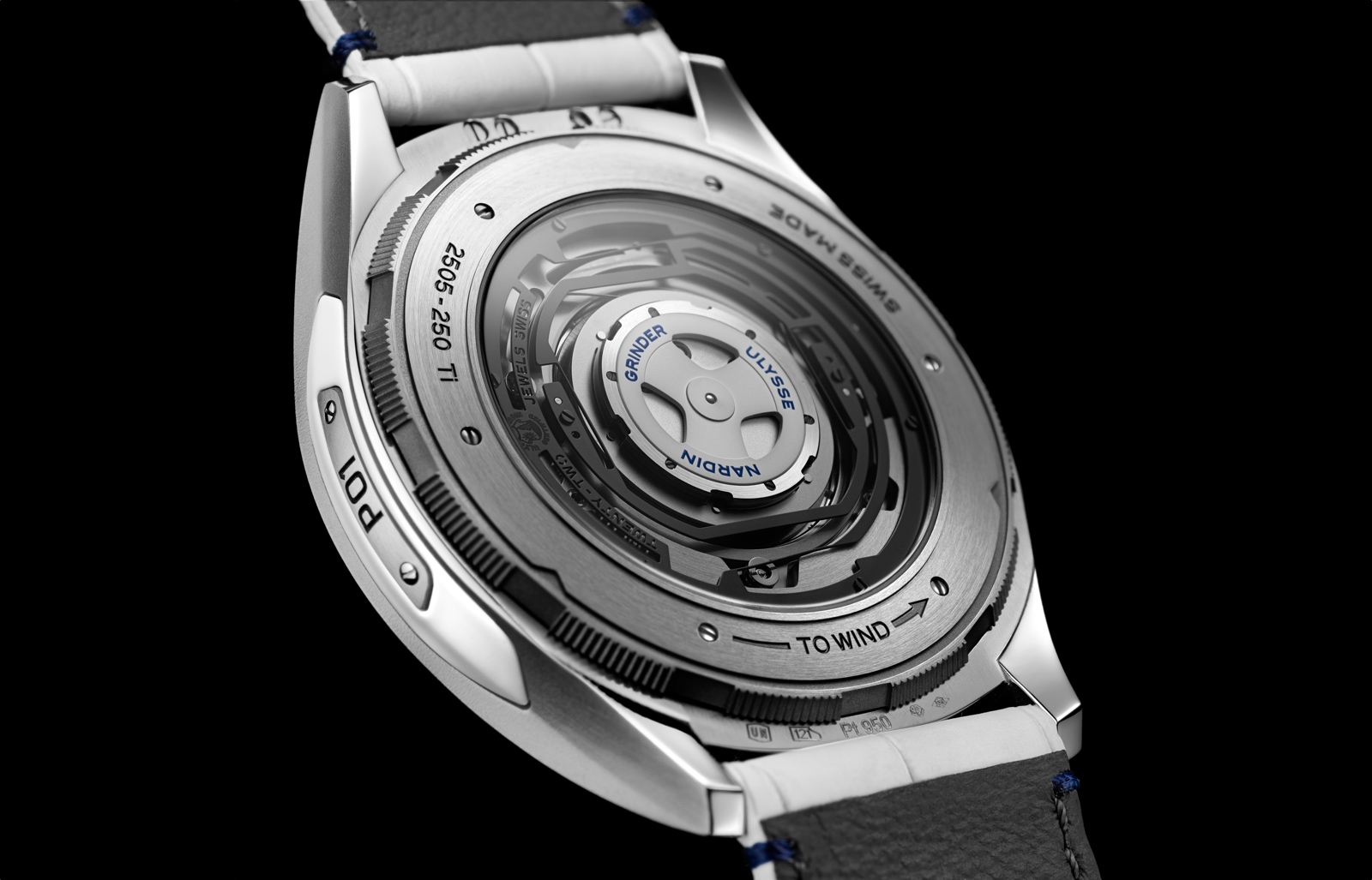 Ulysse Nardin Freak neXt - back