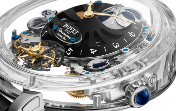 Bovet 1822 Collection SIHH 2019 Cover
