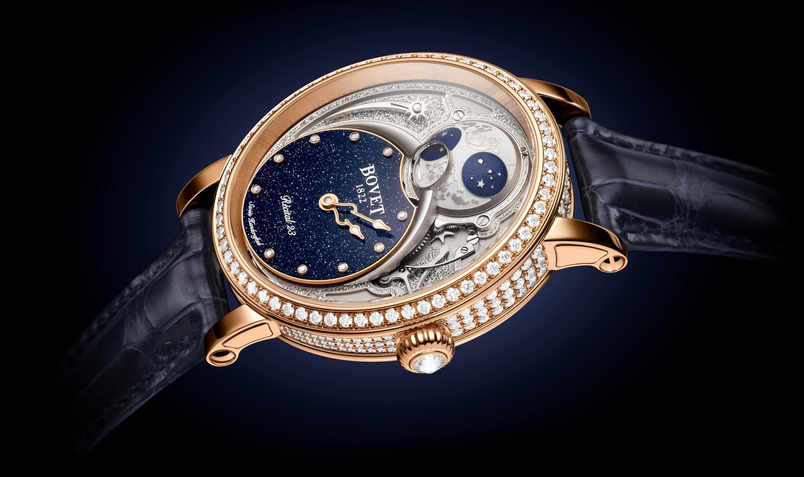 Bovet 1822 Récital 23 Collection SIHH 2019