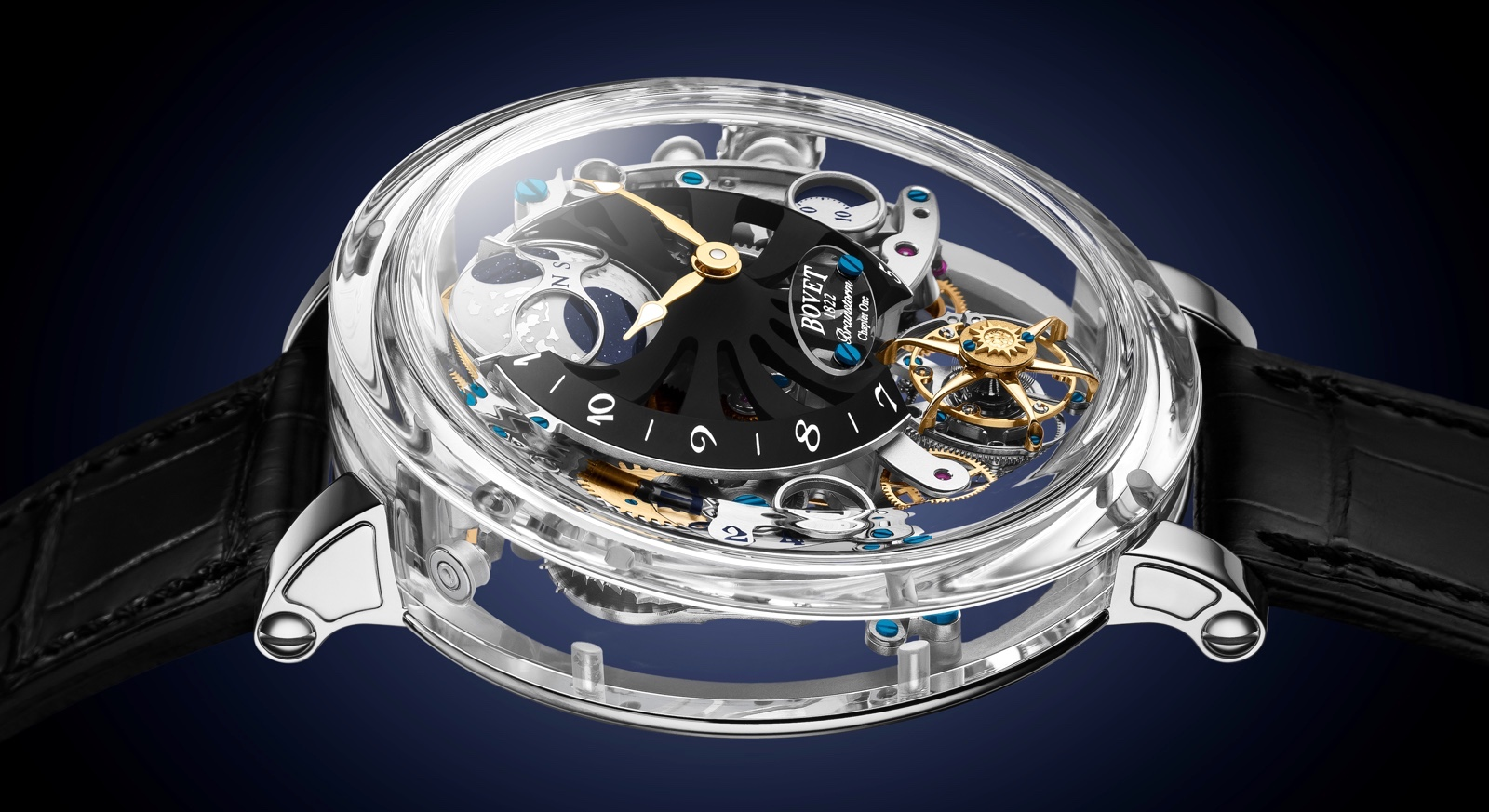 Bovet 1822 Récital 26 Collection SIHH 2019