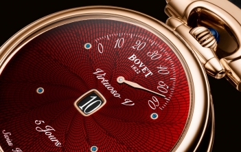 Bovet Virtuoso V Cover