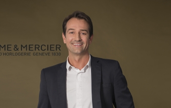 Ceo Baume&Mercier - David Chaumet