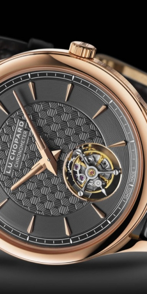 L.U.C Flying T Twin: el primer calibre con tourbillon volante de Chopard