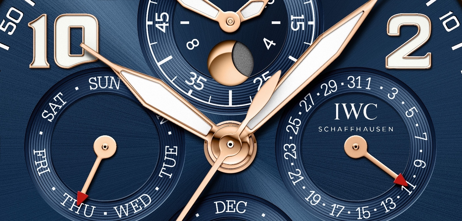 IWC Pilot's Watch Perpetual Calendar Chronograph Le Petit Prince.