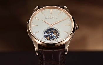 Jaeger-LeCoultre Master Ultra Thin Tourbillon Pink Gold - cover