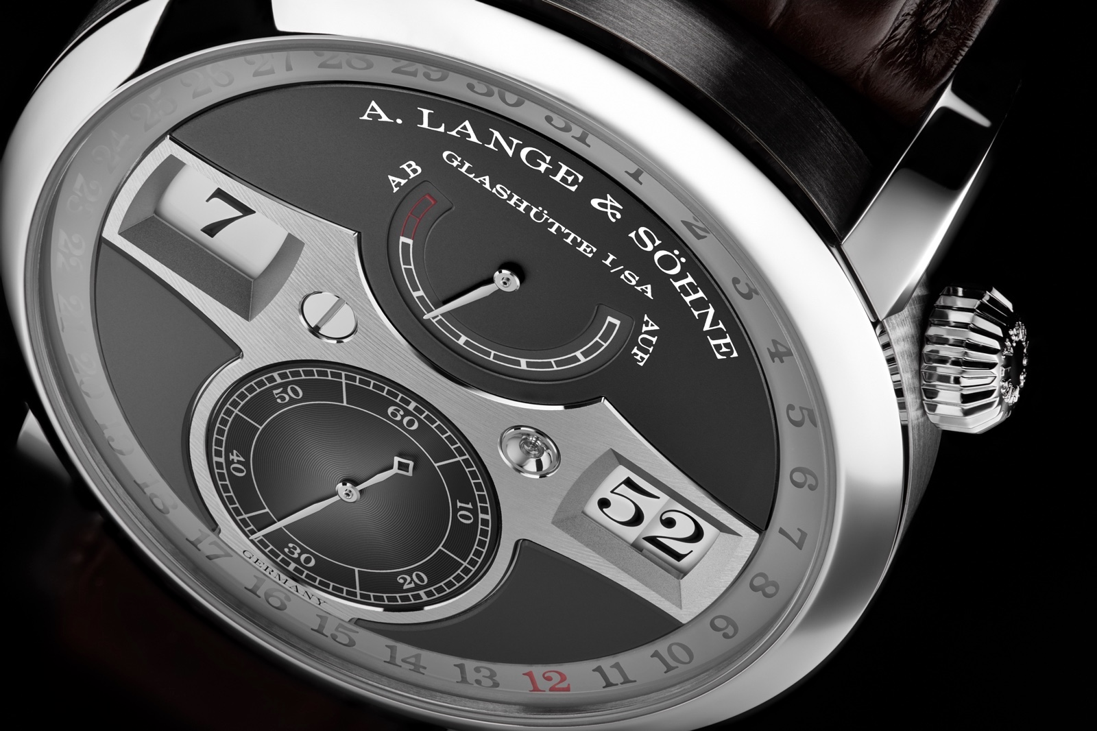 Lange Collection SIHH 2019 Zeitwerk Date