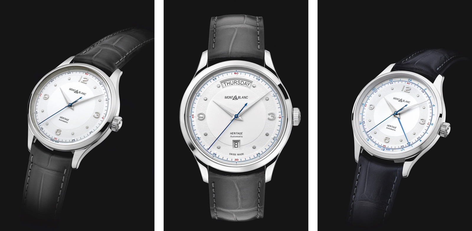 Montblanc Heritage Automatic DayDate GMT