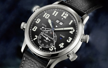Patek Philippe 5520P Alarm Travel Time. La alarma musical
