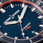Ulysse Nardin Diver Blue Shark. Homenaje al Monaco Yacht Show 2019