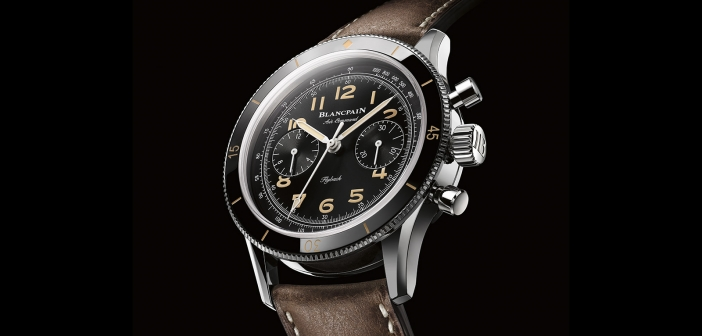 Blancpain en el Time to Move de Swatch Group