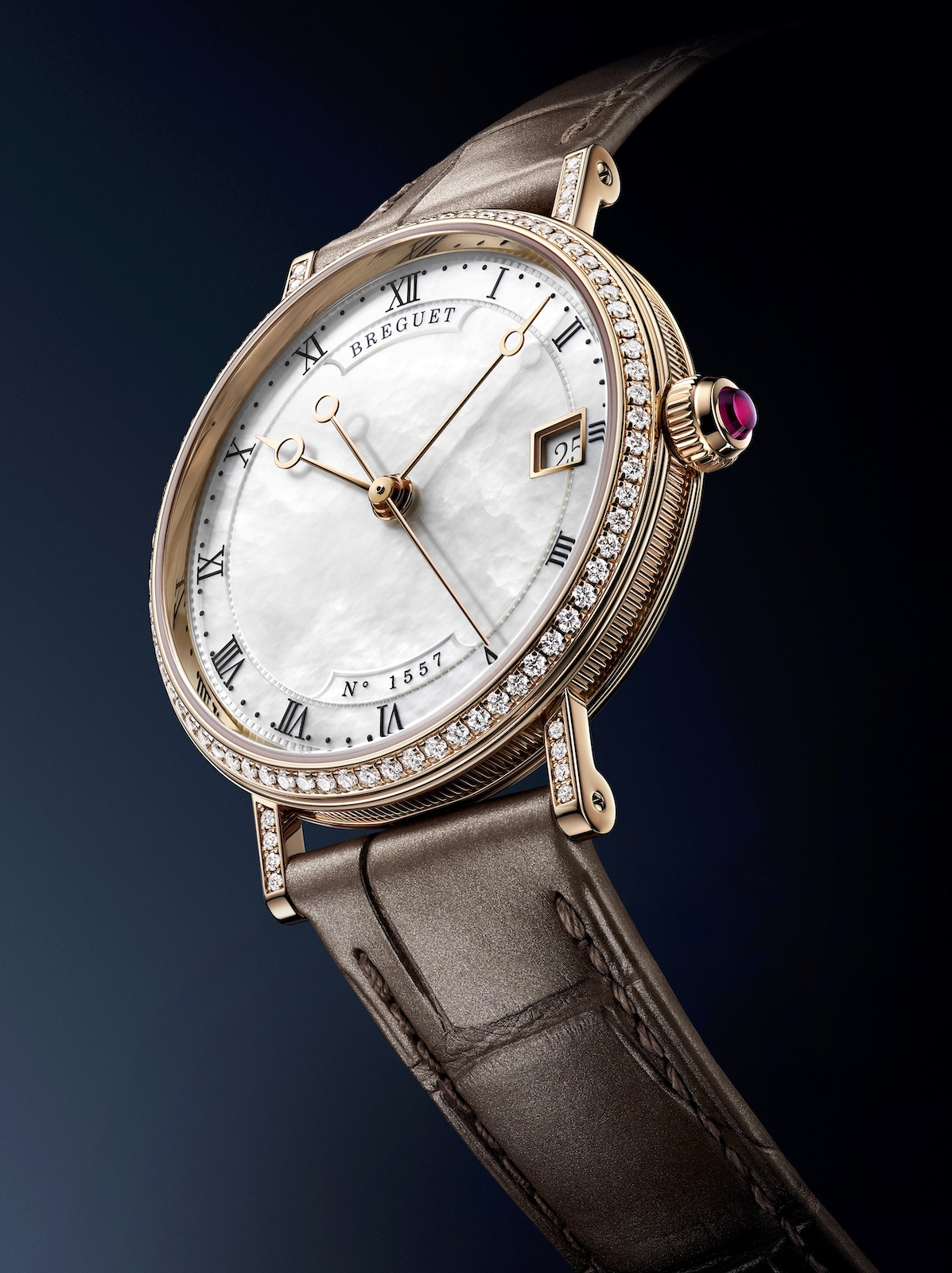 Breguet en el Time to Move 2019 - Classique Dame 9068 RG