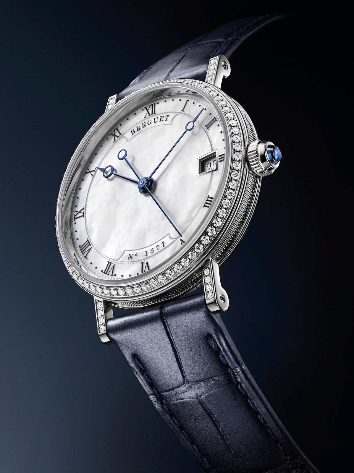 Breguet en el Time to Move 2019 - Classique Dame 9068 WG