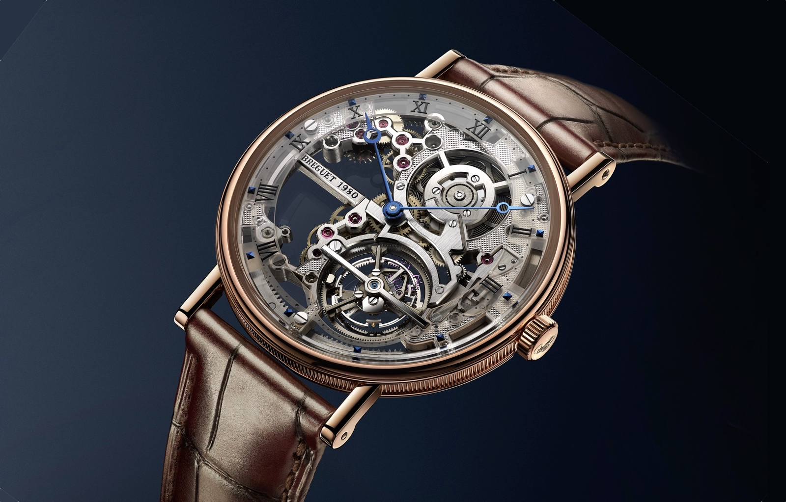 Breguet en el Time to Move 2019 - Classique Tourbillon SQ 5395