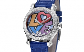 Chopard Happy Love, el elegido para Cannes