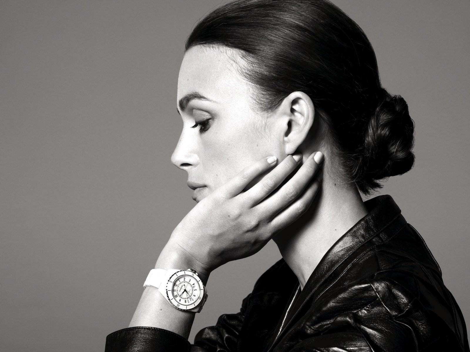 J12 It's all about seconds - Keira Knightley