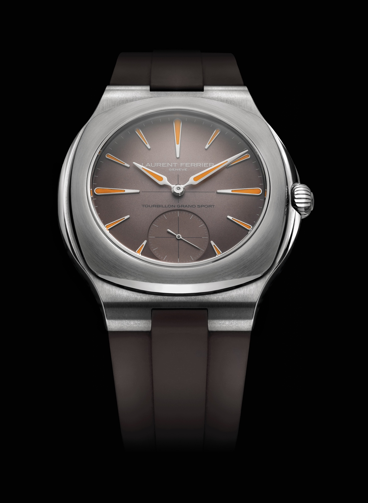 Laurent Ferrier Tourbillon Grand Sport - front