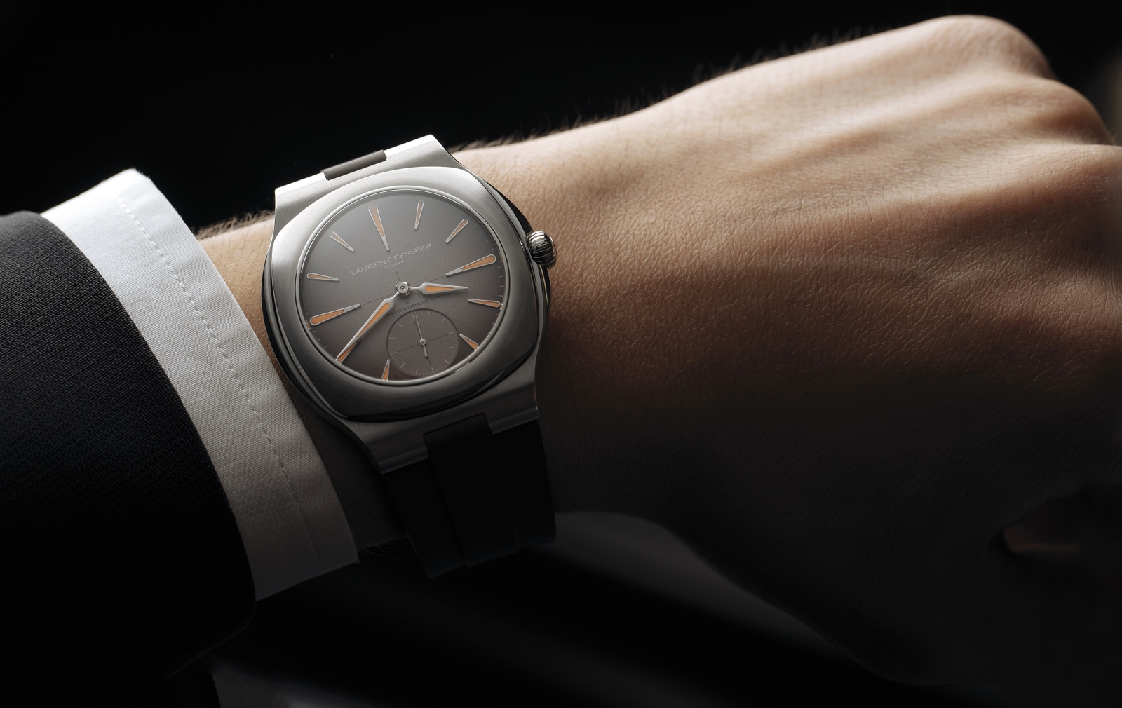 Laurent Ferrier Tourbillon Grand Sport - life