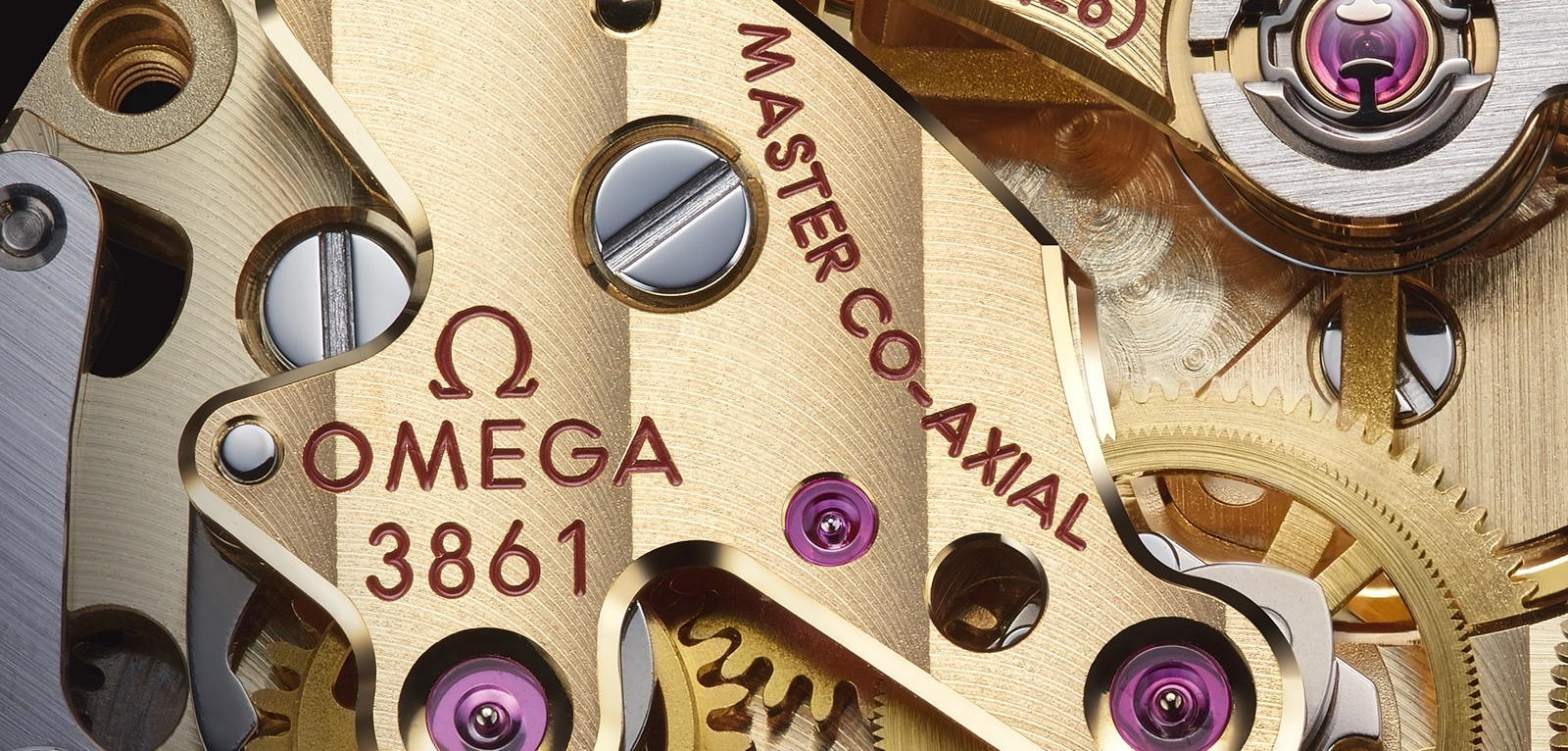 Omega Master Chronometer Calibre 3861 Cover