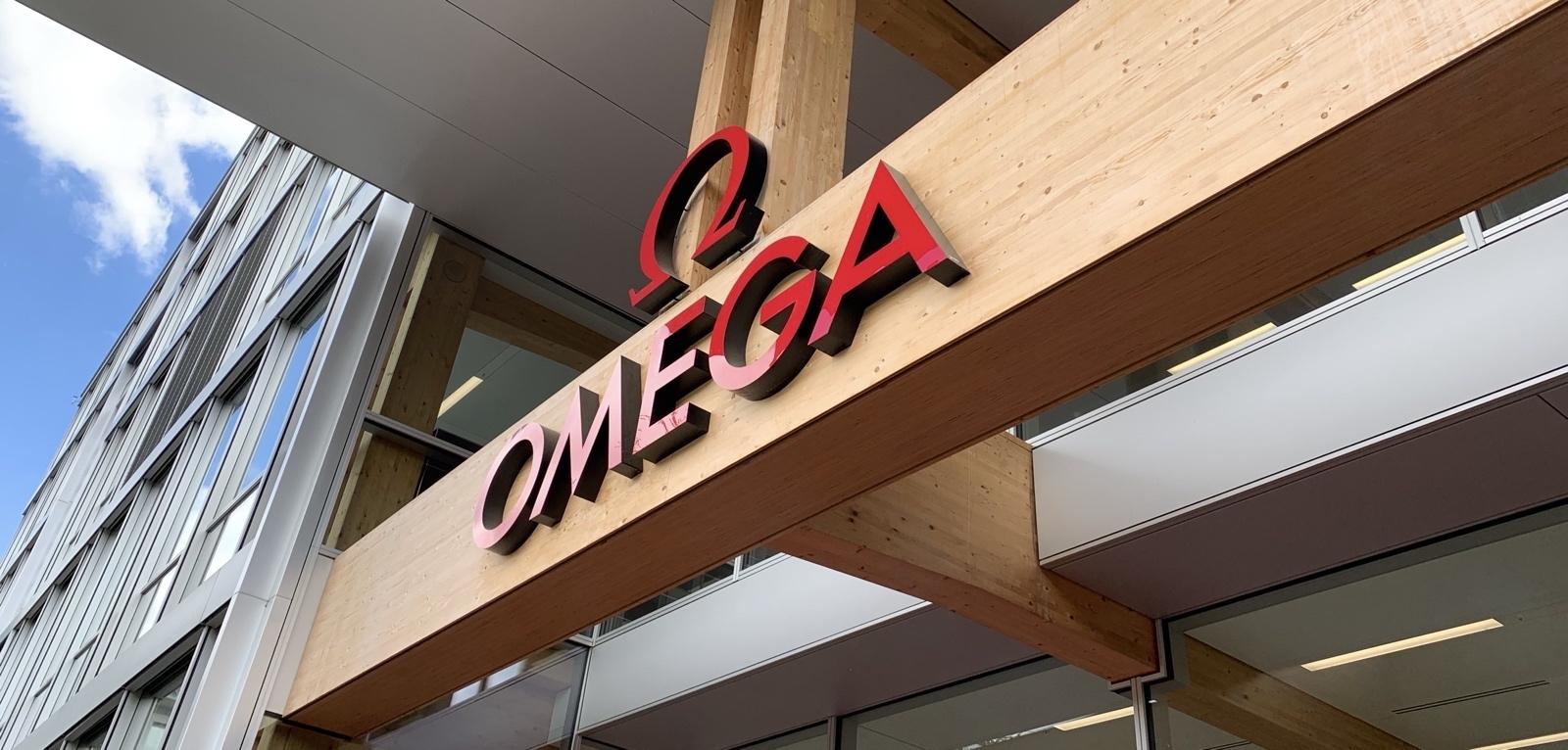 Todas las novedades de Omega en el Time to Move de 2019.