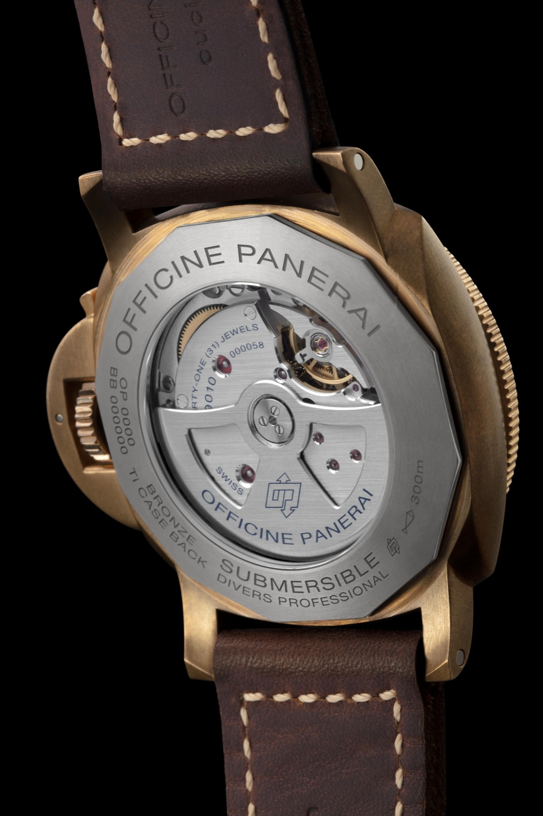 Panerai Submersible Bronzo PAM00968
