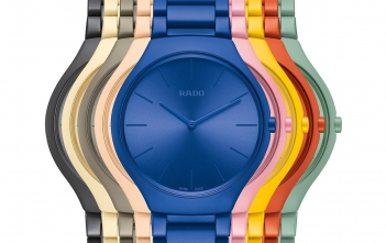 Rado True Thinline Colours Le Corbusier