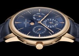Vacheron Constantin Patrimony Perpetual Calendar Ultra-Thin blue dial