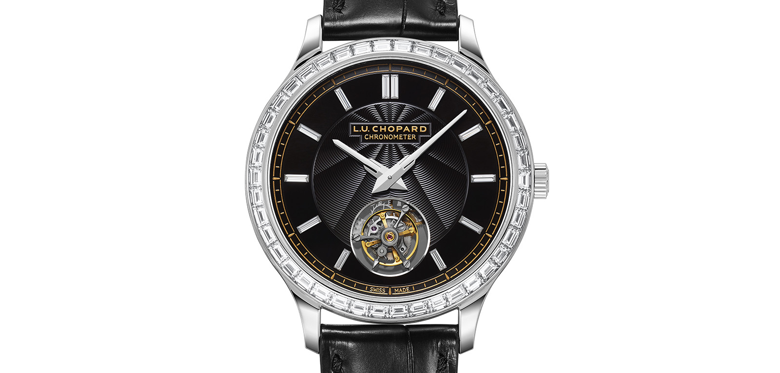 Chopard L.U.C Flying T Twin Baguette