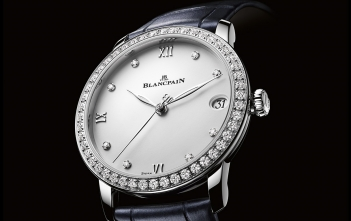 Blancpain Villeret Date, elegancia relojera en femenino
